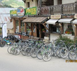 Location vtt val d'allos Seignus