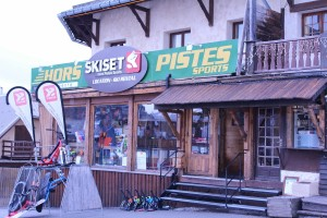 location ski val allos seignus